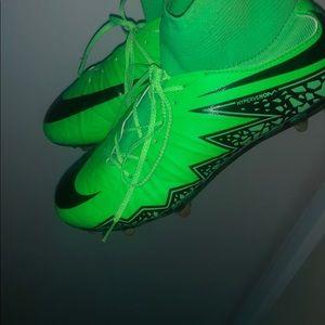 2015 Nike Hypervenom Phantom Green-Strike